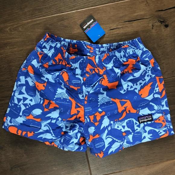 db522ebc98 Patagonia Swim | Nwt Infant Boys Baggies Shorts | Poshmark